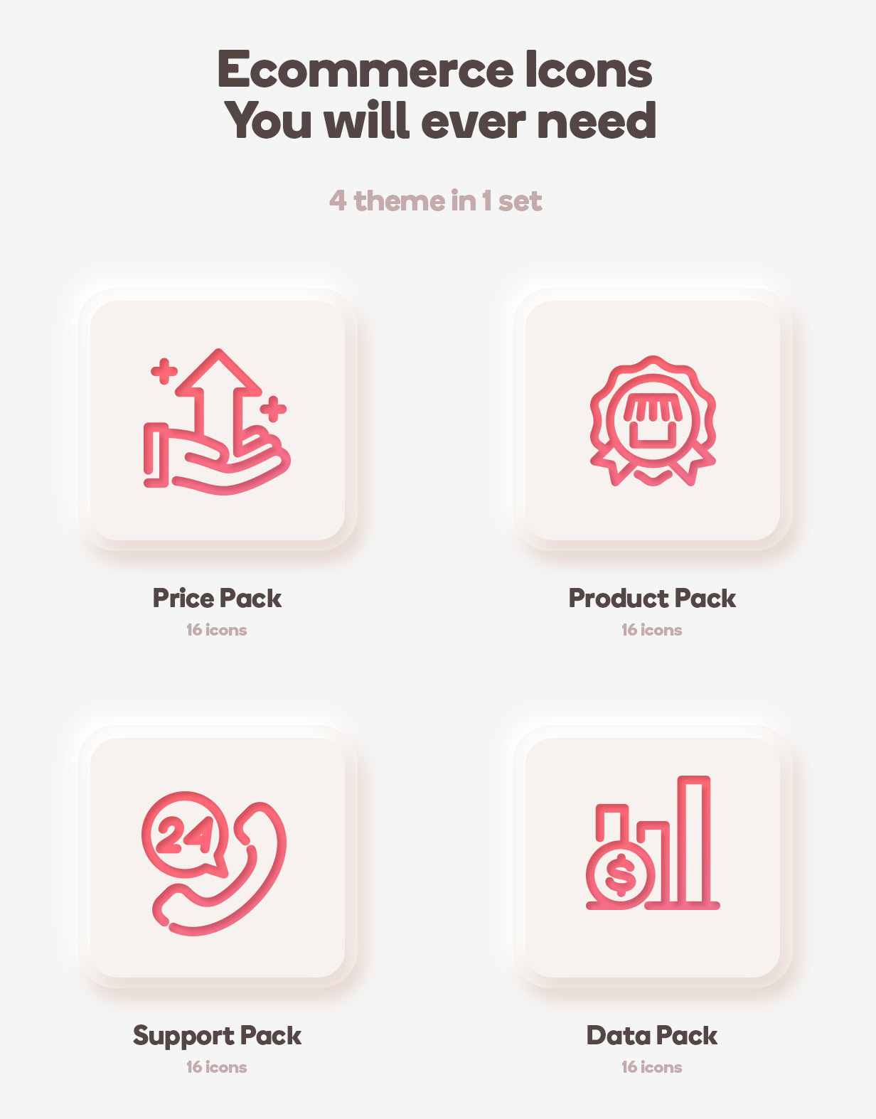 Marketing Animated Icons Set - Wordpress Lottie JSON SVG - 2